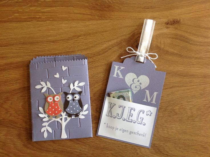Mini treatbag thinlit dies, Owl builder punch, Tree builder punch, KJEG, Groovy Love, Sophisticated Serifs, Stampin'Up