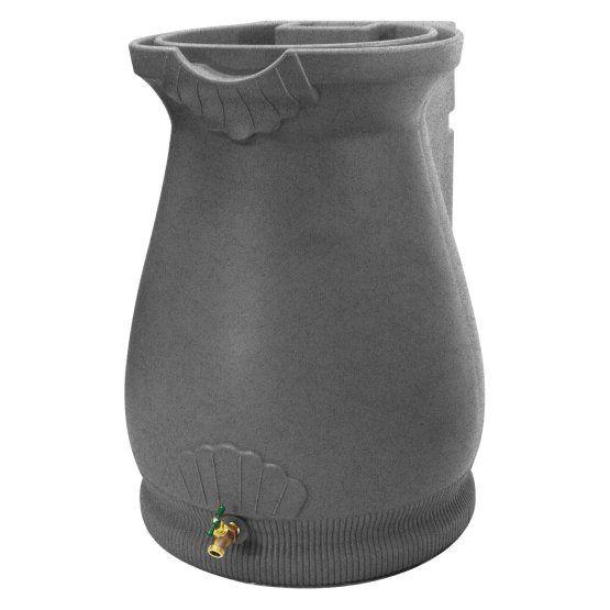 Good Ideas  Rain Wizard 65 Gallon  Rain Barrel Urn