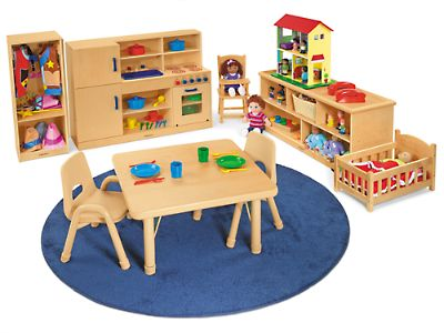 Dramatic Play Area - 24-36 Months at Lakeshore Learning ...