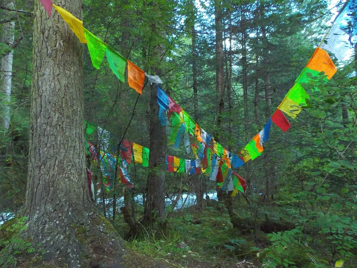 tibetske modlitby