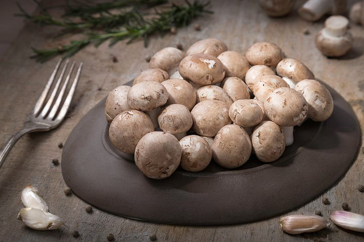 #mushrooms #portobello #hongos