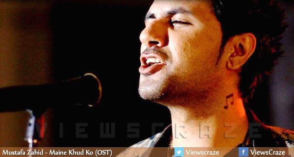 Mustafa Zahid - Maine Khud Ko (OST Ragini MMS 2)