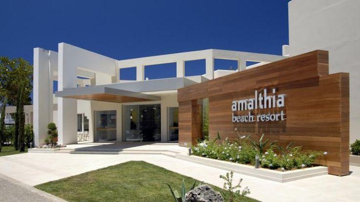 Hotel Amalthia Beach Resort,Creta, Grecia