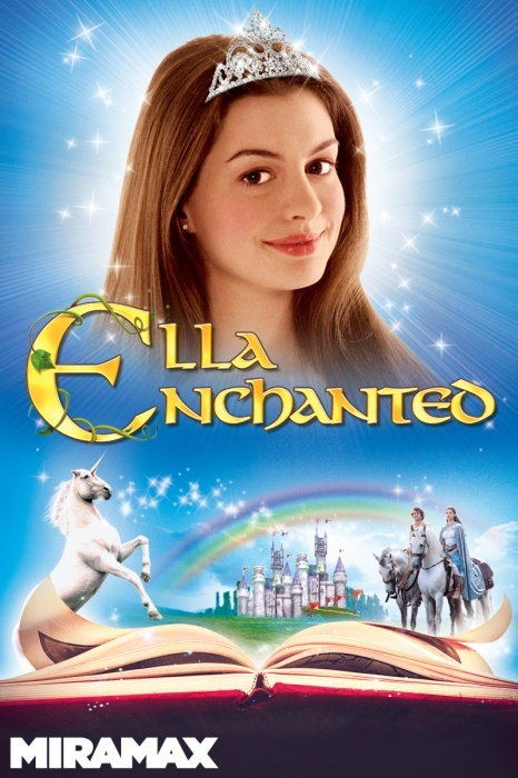 Ella Enchanted: Well done film version of Gail Carson Levine's entertaining take on Cinderella