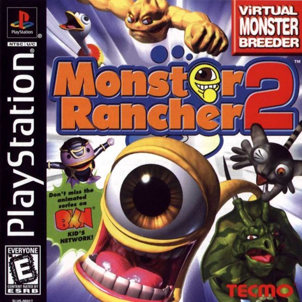 Monster Rancher 2 [NTSC-U] ISO < PSX ISOs | Emuparadise