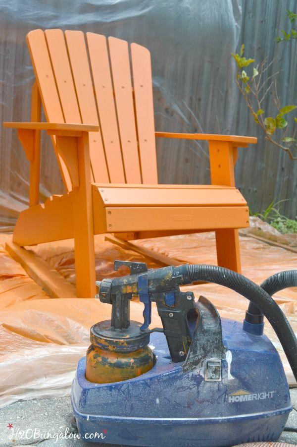 7 Good Reasons To Paint Outdoor Furniture With A Paint Sprayer Finish Max Pro