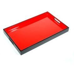 Instyle decor red luxury interior design luxury life style
