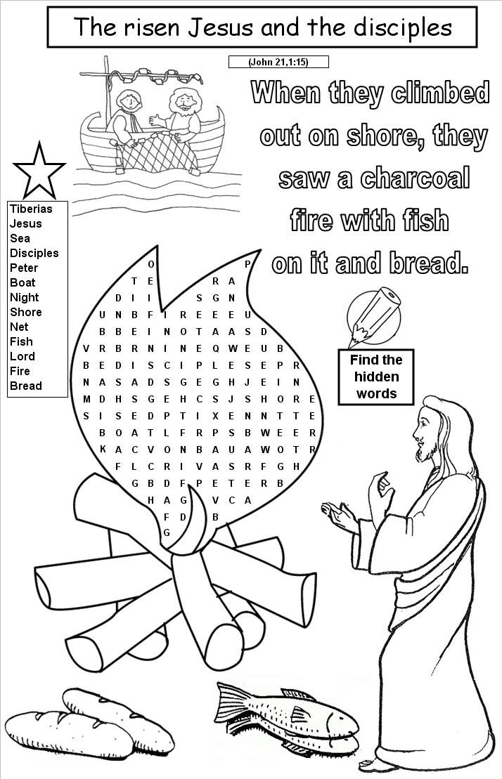 17 best images about jesus casting nets after easter on for Fish in the bible