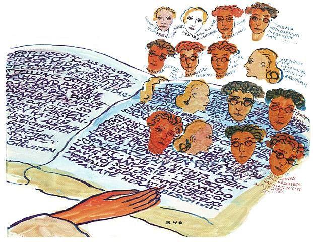 J'ai, comme déjà un grand nombre de lecteurs , dévoré le texte magnifique de David Foenkinos, et découvert grâce à ce très beau livre, l'existence tragique ...