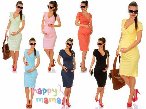 yellow maternity dresses