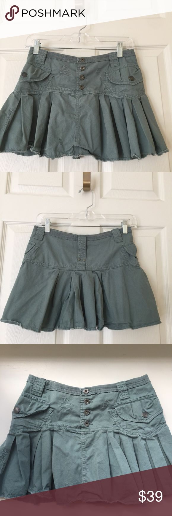 Diesel pleat skirt size 24 Diesel pleated skirt size 24. In excellent condition. Diesel Skirts Mini