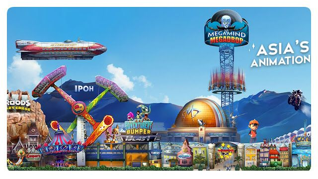 Harga Tiket dan Aktiviti Menarik di MAPS Ipoh Perak Harga Tiket dan Aktiviti Menarik di MAPS Ipoh Perak |Anda tahu tempat menarik di Perak? Movie Animation Park Studios atau lebih dikenali sebagai MAPS adalah satu-satunya taman tema animasi pertama Asia dibuka di Malaysia. Ia terletak di Bandar Meru Raya Ipoh Perak. Mesti banggalah anak Perak ada taman tema sebegini. Sama juga seperti taman tema Legoland yang pertama Asia telah dibuka di Legoland Johor atau Legoland Malaysia Resort…