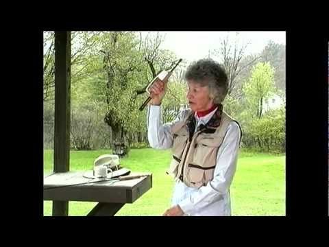 "Joan Wulff Teaches the Basics of Fly Casting  ""Best Breakdown I've Found"""