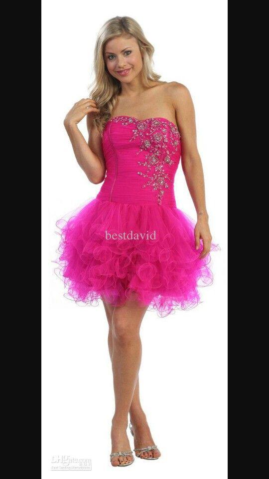 12 best Grade 8 Grad Dresses images on Pinterest | Vestidos bonitos ...