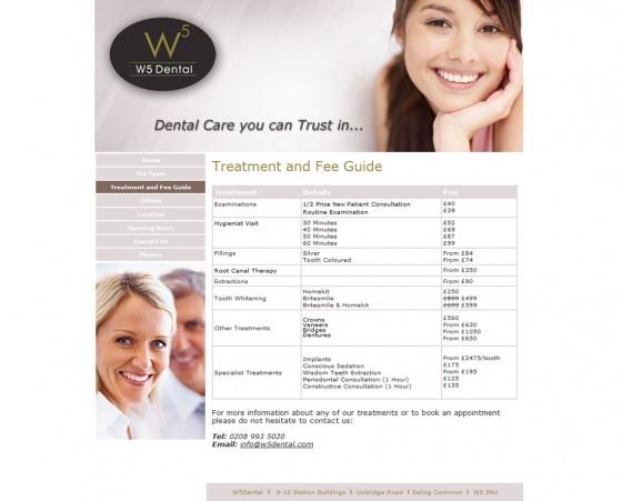 17 Best images about Dentist web site on Pinterest | A website ...