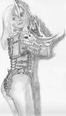 ONIRICUM: Chica Heavy Metal