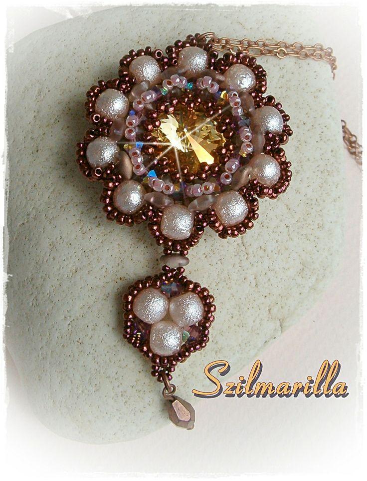 Mayla. Pattern: Cherry Beads