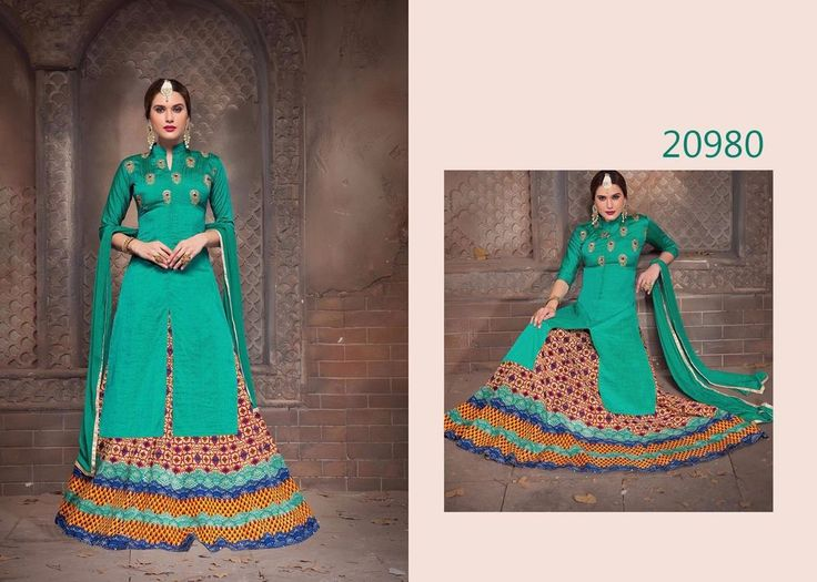 Designer Indian Pakistani Salwar Anarkali Suit Ethnic Bollywood New Dress Kameez #KriyaCreation