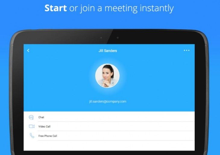 ZOOM Cloud Meetings, cada vez más competencia de Skype y