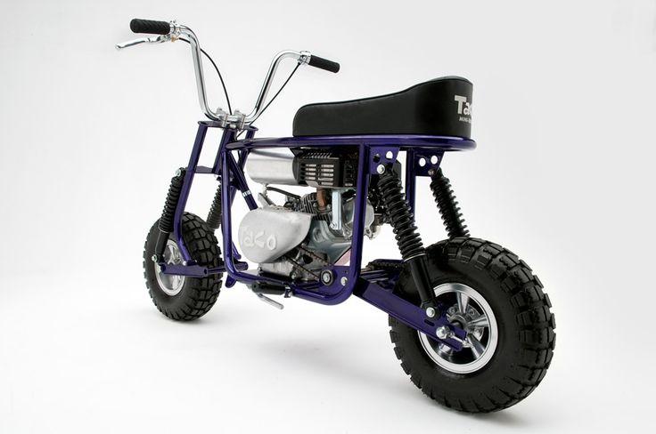 Taco 100B | Taco Mini Bikes