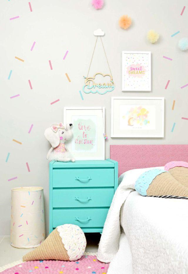 24 Wall Decor Ideas For Girls Rooms Girl Room Kid Room Decor Wall Decor Bedroom
