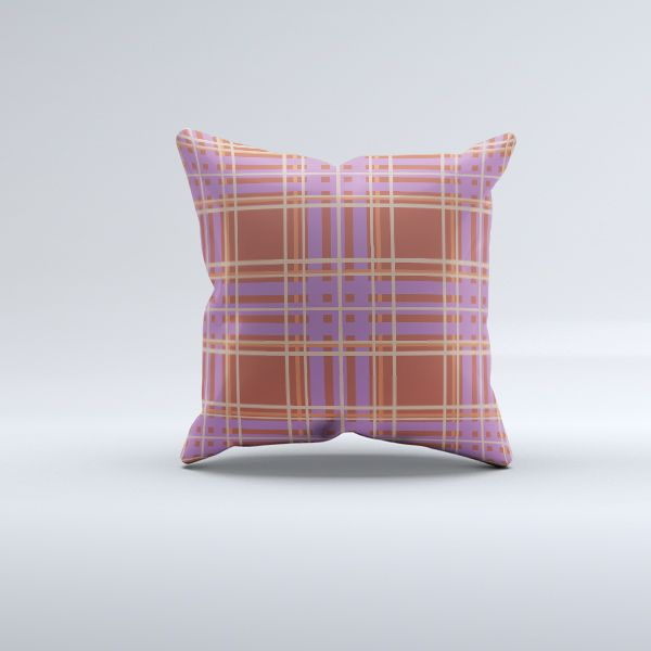 Acquired Taste is one of nine palettes introduced by Pantone for 2017. This soft pillow is an excellent addition that gives character to any space. It comes with a soft polyester insert that will retain its shape after many uses, and the pillow case can be easily machine washed. And it's completely cut, sewn and …