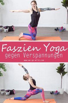 12 effective fascia yoga exercises that release tension