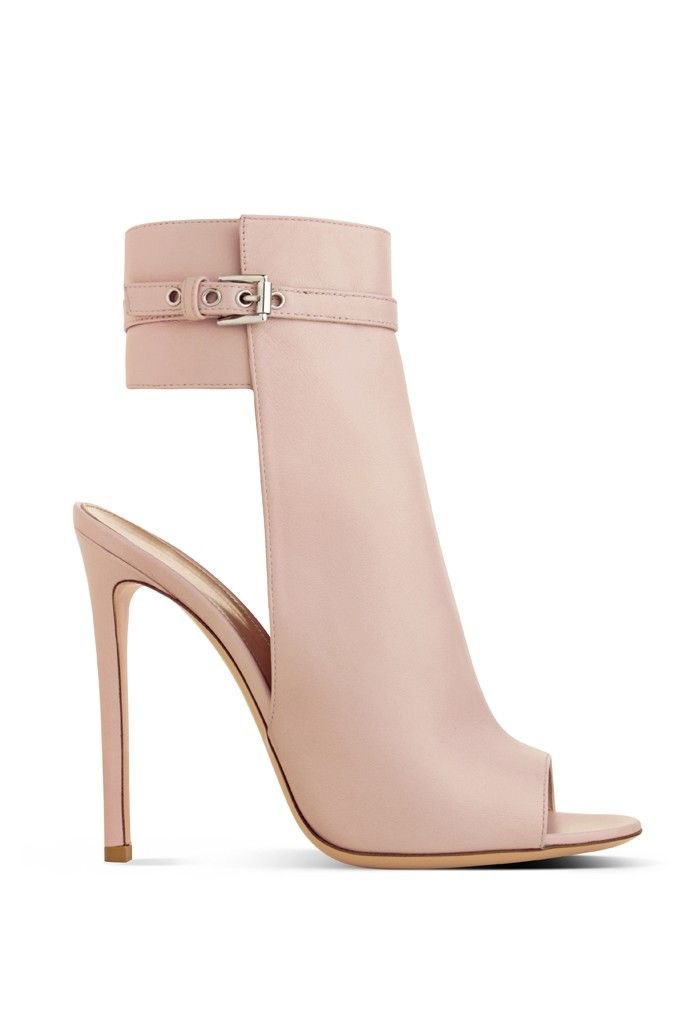 Top Shoes From Milan Fashion Week: Gianvito Rossi spring '14 [Photo Courtesy of brand]