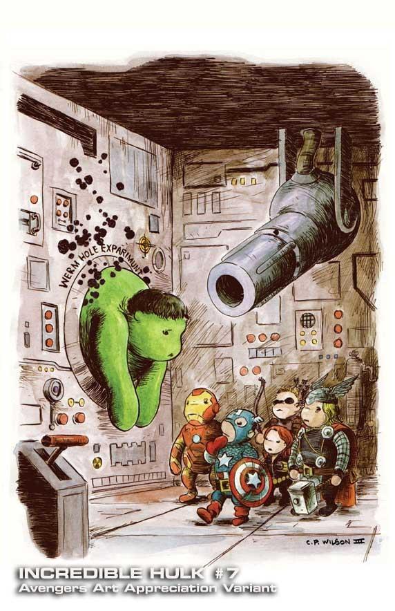 Silly old Hulk