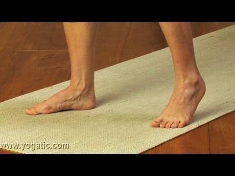Yoga for Flat Feet