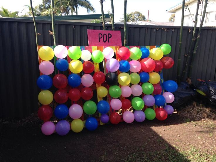Easy Budget Friendly DIY Carnival Themed Birthday Party - Great information, tips, crafts and recipes for School Mums.