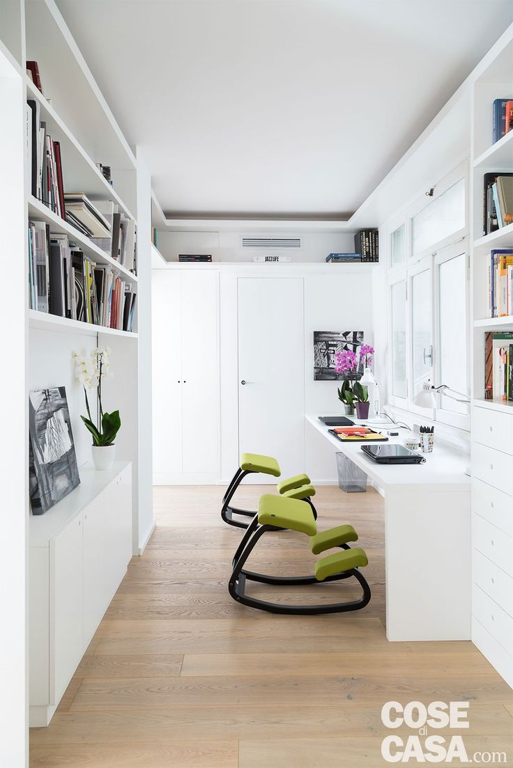 130 mq casastudio con soluzioni a Home