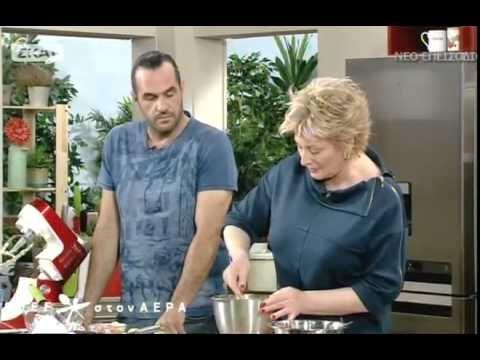Chef στον αέρα | Σαλάτα με ψητά κρεμμύδι - 06/04/2015
