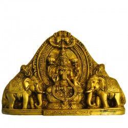 Wall Hanging Lakshmi with Elephants