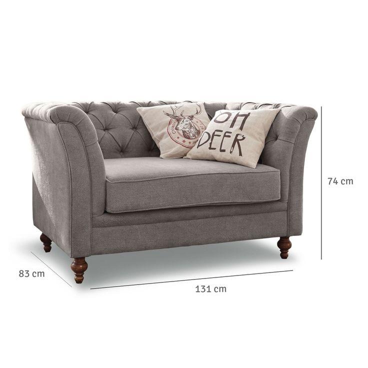 Die besten 25+ kleines Sofa Ideen auf Pinterest Möbeldesign für - sofas fur kleine wohnzimmer