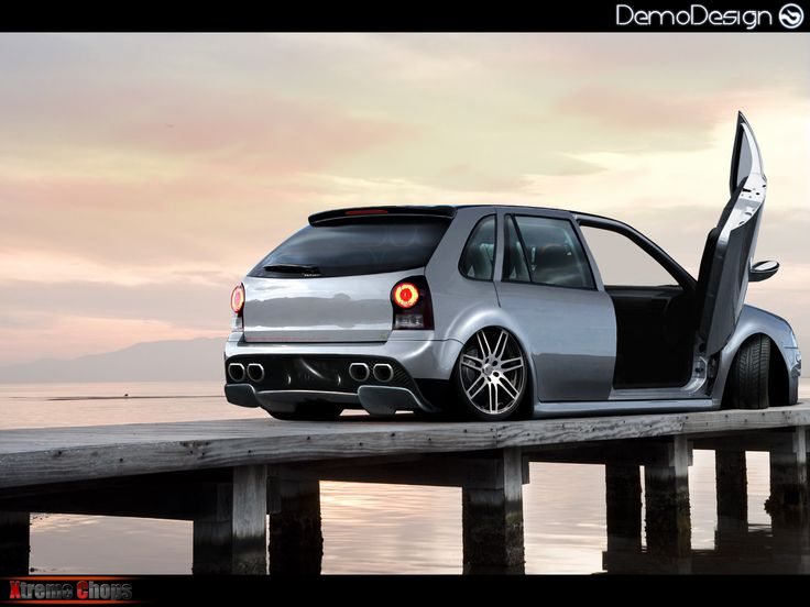 volkswagen deviantart | Vw Gol G4 Extreme by DemoDesign on deviantART