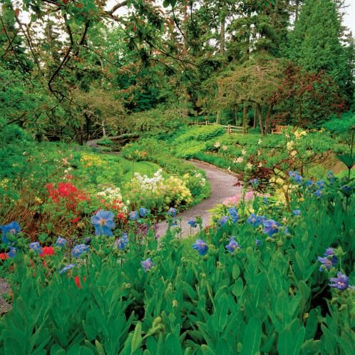 Top 10 public gardens in Canada (© Ottawa Tourism)