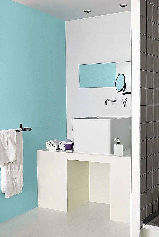 Recouvrir Carrelage Salle De Bain Deco M6 In 2020 Home Decor Home Staging Home