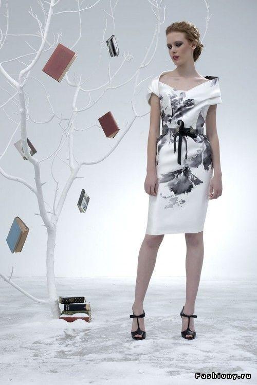 Isabel Sanchis Haute Couture Весна-Лето 2015