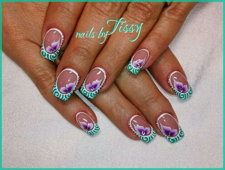 1091 best best of nails vu images on pinterest nail art by tissy prinsesfo Gallery
