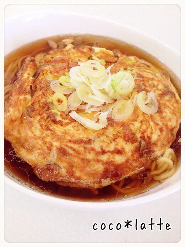 納豆好きに捧げる!インスタント天津麺         納豆好きなら、ぜひお試しください!! 見た目以上に美味しいですよ〜きっとクセになるハズ 納豆とラーメン、合うんです♪