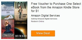 Frugal Mom and Wife: Free $1 Amazon Kindle eBook Voucher!