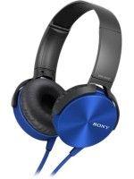 Sony Wired Headphone MDR-XB450AP Blue