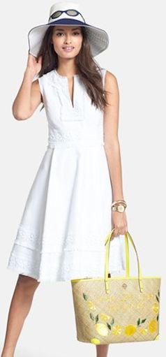 fresh white linen dress  http://rstyle.me/n/igrnmpdpe