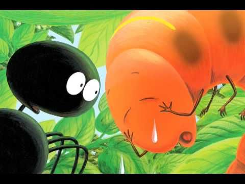 Silk the Spider Meets Sam the Caterpillar - When teaching life cycle of a butterfly