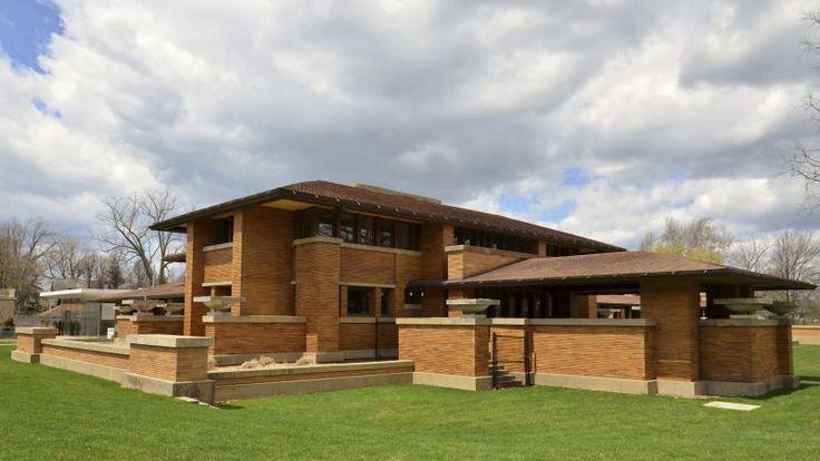 Martin House Complex