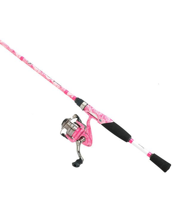 17 best images about hunting fishing on pinterest deer for Pink fishing reel