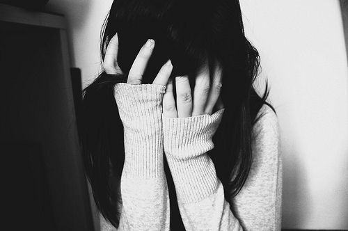 sad tumblr girls photography - Google Search | • H a i r ...