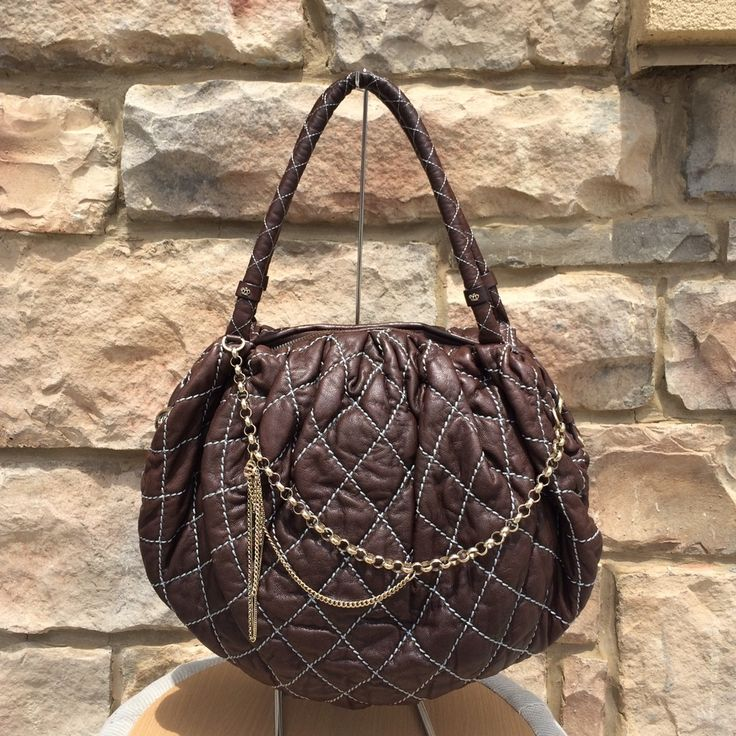 JUICY COUTURE Quilted Hobo, $49.99