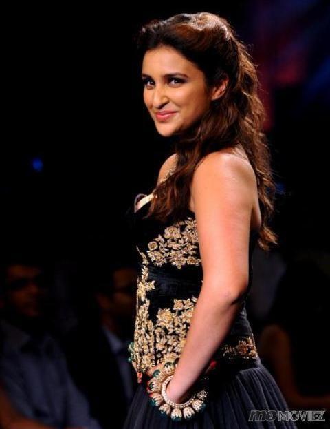 Watch the gorgeous look of Parineeti Chopra on http://momoviez.com/